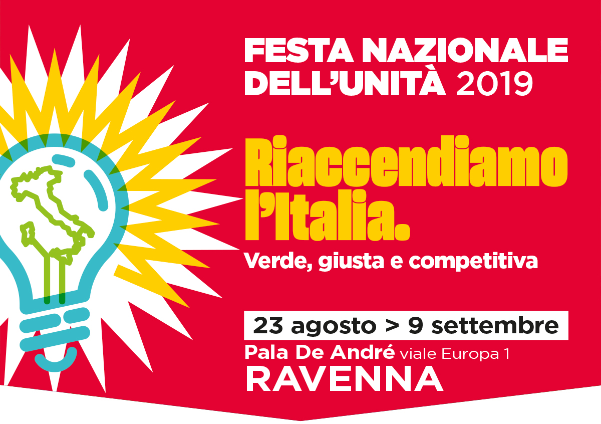 Festa Unità Ravenna 2019